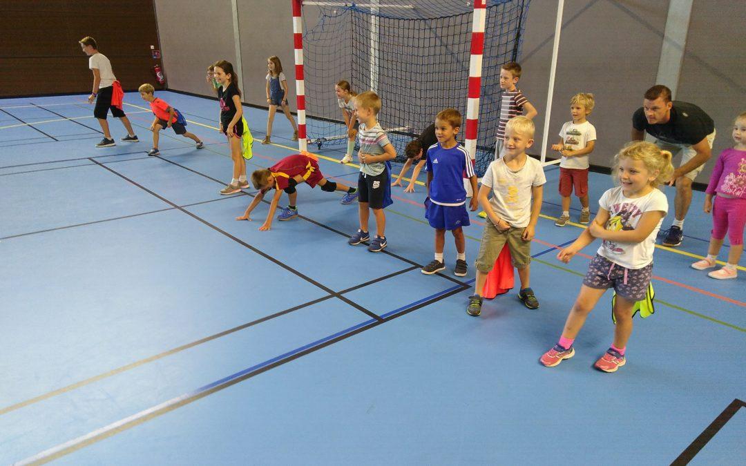 Découverte du handball