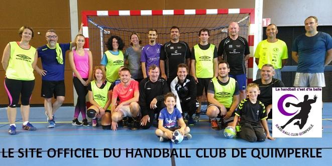 Club De Handball De Quimperle Le Handball C Est De La Balle